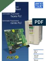 WEG - Manual PLC1-01 Board 1.4X
