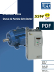 WEG - Soft Starter SSW03