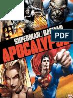 DC Storyboards - Jay Oliva