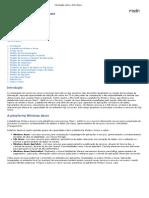 Introdução sobre o SQL Azure