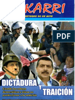 INKARRI - Edicion 2012 - Conflicito Conga en Celendin