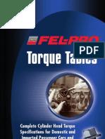 2001 ford focus head bolt torque specs