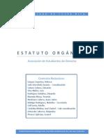 Estatuto Orgánico AED 2012 v13