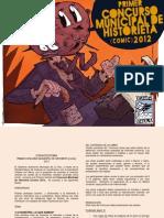 Convocatoria 1er. Concurso Municipal de Historieta de La Paz
