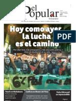 El Popular N° 195 - 17/8/2012