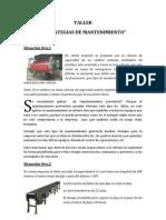3 -- Ejerc 1 - Estrategias de Mantto