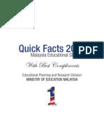 Malayasia education statistics