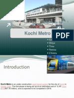 Metro Rail Kochi