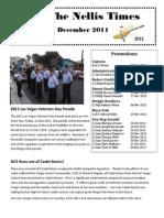 Nellis Squadron - Dec 2011