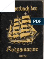 Liederbuch Der Kriegsmarine Heft 2 (1940, 30 Doppels., Scan, Fraktur)