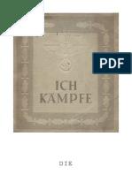 Liese, Hermann - Ich Kaempfe - Die Pflichten Des Parteigenossen (1943, 99 S., Text)