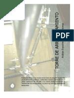 Torre de Arriostramiento - Concurso AAENDE GEE
