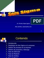 Curso Seis Sigma