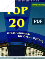 Top 20 - Great Grammar for Great Writing (Gnv64)