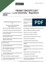 EC2208 Lab Manual