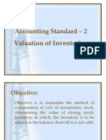As 2 - Valuation of Inventories