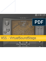 VirtualSoundStage-Manual v1 0