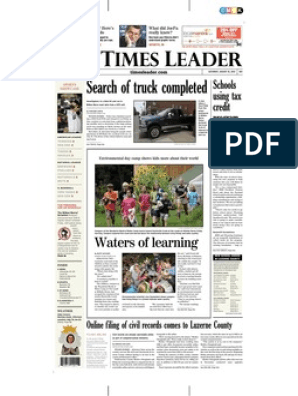 Times Leader 08-18-2012 | Wilkes Barre | Syria