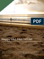 Happy Idul Fitri 1433H