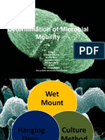 Act2 Microbial Mobility