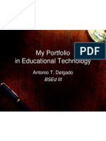 My Portfolio in Ed Tech