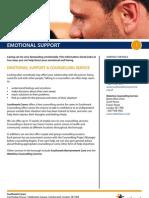 Emotional Support Factsheet Web