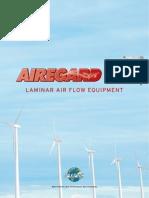 Airegard Laminar Airflow Products