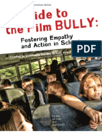 A Guide to the Film BULLY