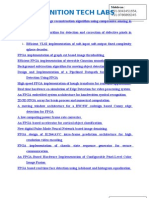 VLSI IEEE 2012 Titles