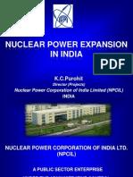 Будущее ядерной энергетической программы NPCIL