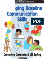 ESL Developing Baseline Communication Skills UNEDITED