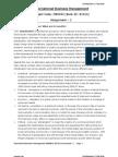 MB0053 - International Business Management