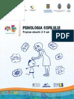 Psihologie Copii 2-4 Ani Parinti Educatori