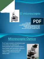 El Microscopio Final Proyect