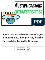 Multiplicacions Extraterrestres