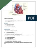 Congenital Heart Diseases