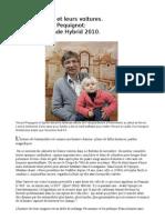 Nos Adherents Et Leurs Voitures No 10 Vincent Pequignot