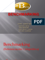 Bench Marking Deber