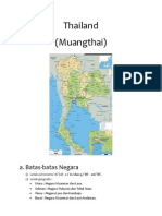 Thailand & Laos