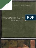 D. W. Fokkema & Elrud Ibsch - Teorías de la Literatura del Siglo XX