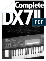 The Complete DX7II