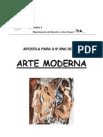 Ana Celi -  Artes - Apostila