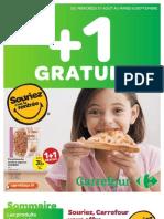 CatalogueCarrefour31-08 Au 06-09-2011