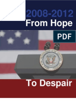 From Hope to Despair