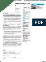 17-08-12 Deuda pública de México llegó a 5.1 billones de pesos | El Economista