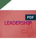 21. Leadership Styles