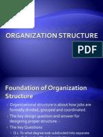 1organization Structure