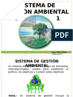 SISTEMAS DE GESTIÓN CON ISO 14001