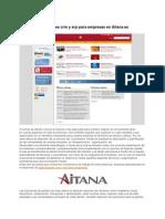 Aplicaciones Crm Yerp Para Empresas en Aitana.es
