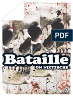 Georges Bataille - On Nietzsche